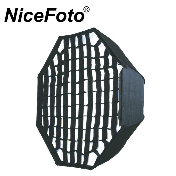 Октобокс с сотами NiceFoto Octa NE-140cm (диаметр 140 см)