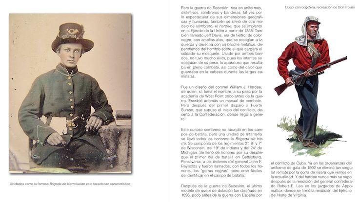 Página interior de Guerra de Secesión: Crónicas
