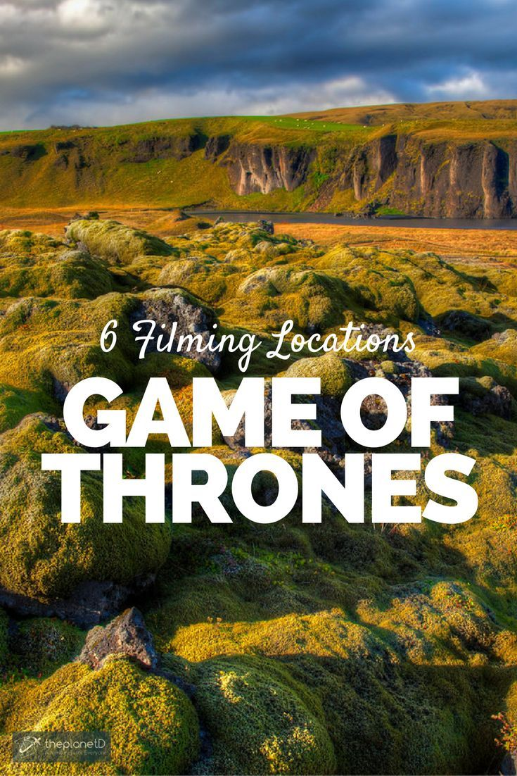 game of thrones filmed