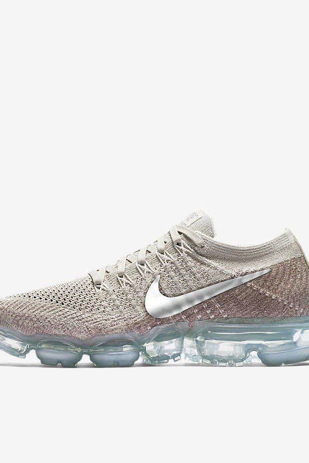 Nike's New Chrome Blush VaporMax Sneakers Will Make Your Heart Race