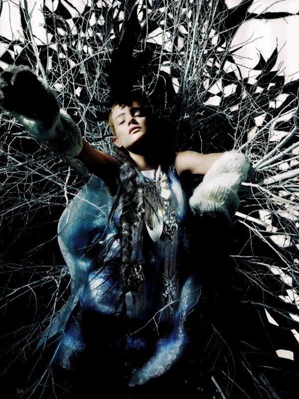 Nick Knight Artistic Fashion Photography