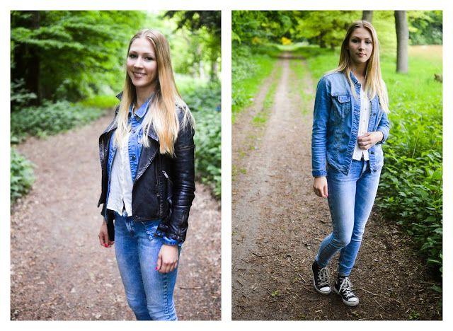 Outfit | Dubbele Denim