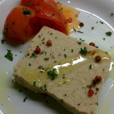 dining&bar wag (ワグ):地鶏のテリーヌのレシピ!
