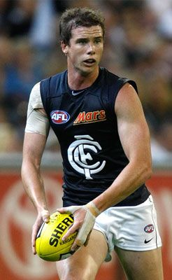 Blues make five changes - Official AFL Website of the Carlton Football Club. Andrew Collins