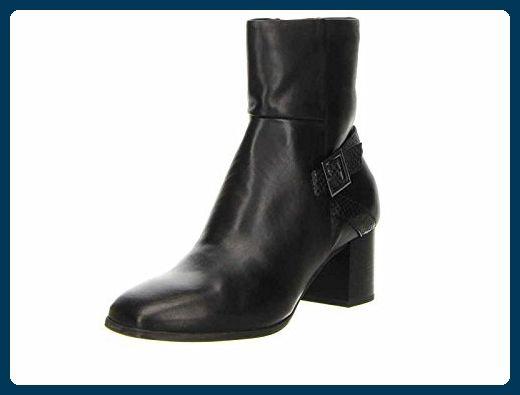 Tamaris Damenschuhe 1-1-25020-27 Damen Stiefel, Boots, Winterstiefel schwarz (BLACK), EU 41 - Stiefel für frauen (*Partner-Link)