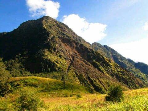 Rinjani Mt
