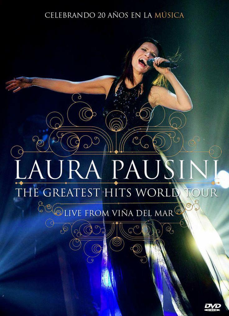 Laura Pausini > Live From Viña Del Mar (DVD)
