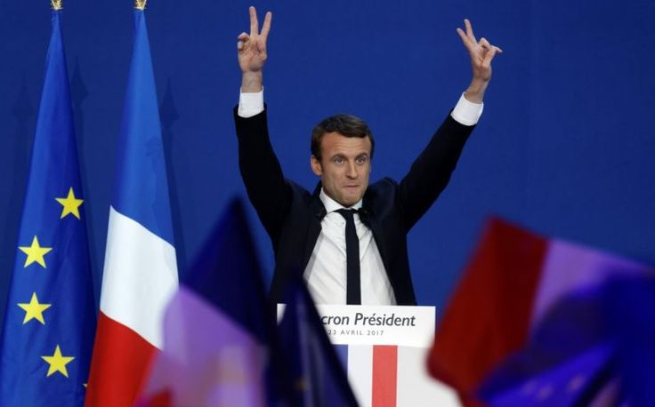 Polls the output of the sites: Emmanuel Macron wins an overwhelming majority in parliamentary elections