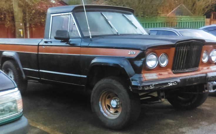 EXCLUSIVE: 1965 Jeep Gladiator For $1,500 - http://barnfinds.com/exclusive-1965-jeep-gladiator-for-1500/