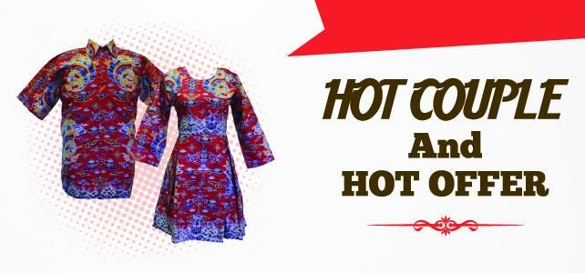 Hot Couple Batik
