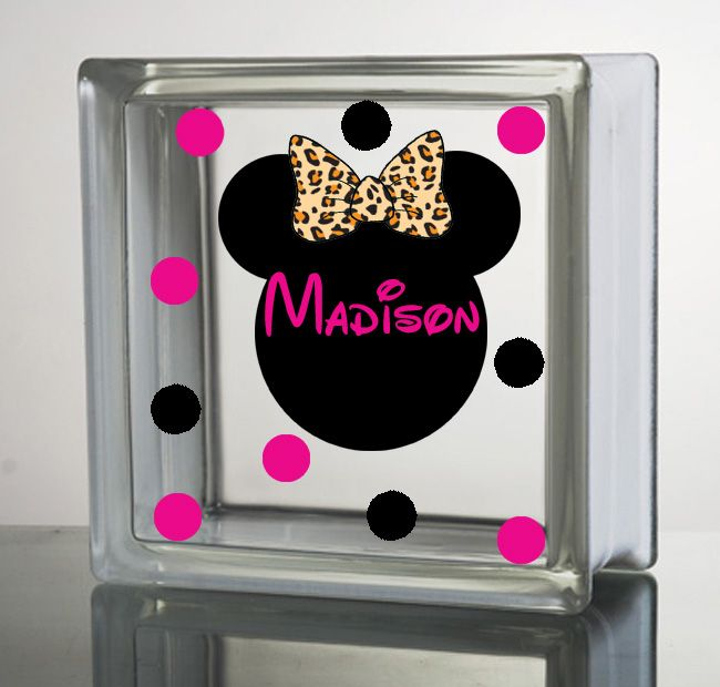 797 best images about glass block decorations on pinterest for Glass block crafts pictures