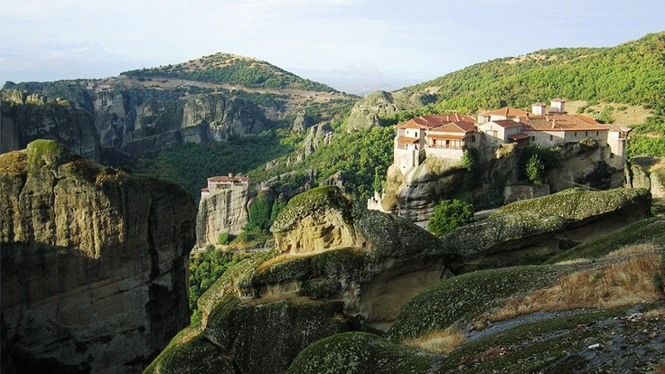 Meteora Tourism, Greece - Next Trip Tourism