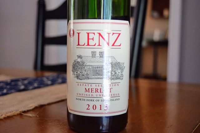 Why you should sip Lenz Winery 2013 Estate Selection Merlot
