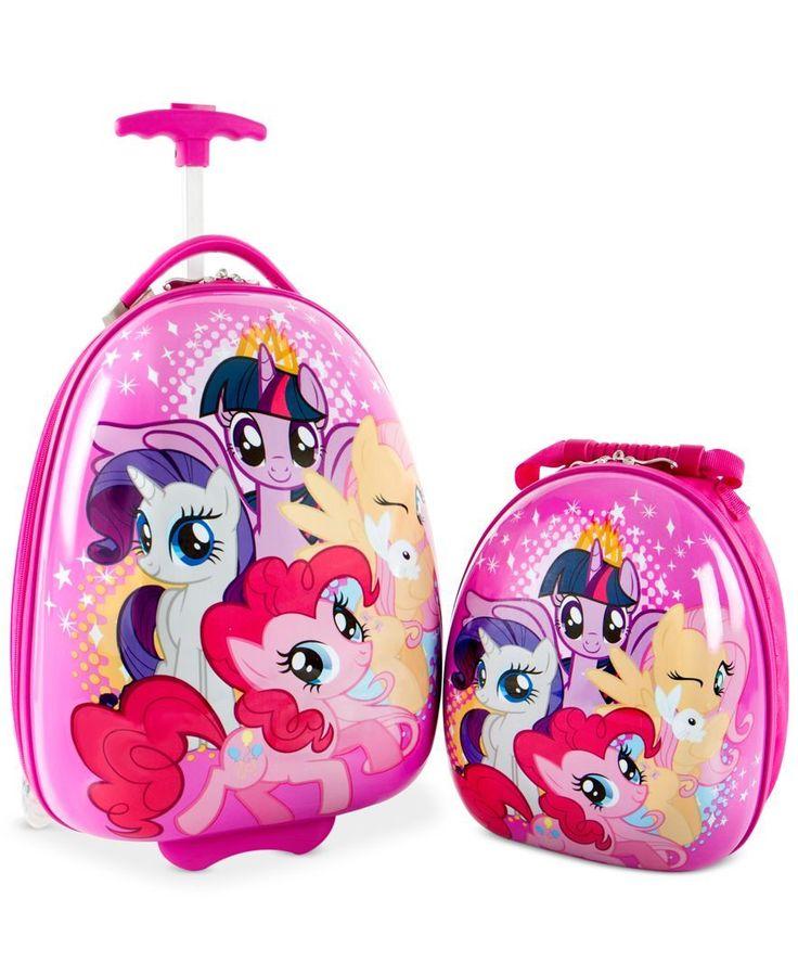 Heys My Little Pony 2-Pc. Luggage & Backpack Set