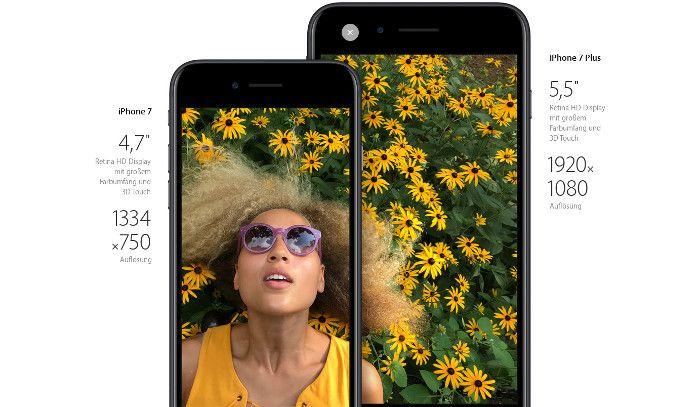 Preistipp: iPhone 7 32 GB mit 4 GB All-In-Flat im Telekom D-Netz für mtl. 39,85 Euro -Telefontarifrechner.de News