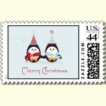 Merry Christmas Postage!