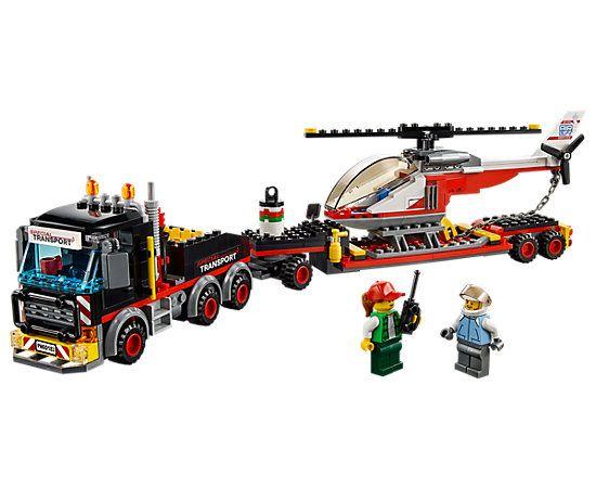 Heavy Cargo Transport - 60183 | City | LEGO Shop