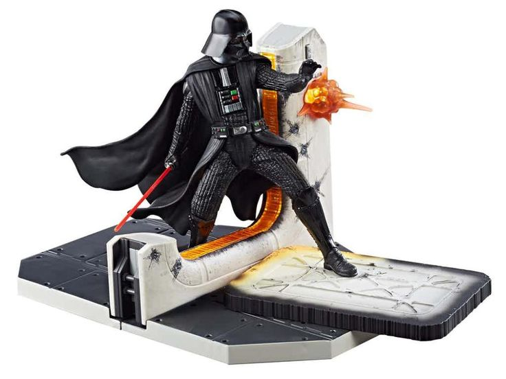 BBTS - Star Wars: The Black Series Centerpiece 01 Darth Vader Statue