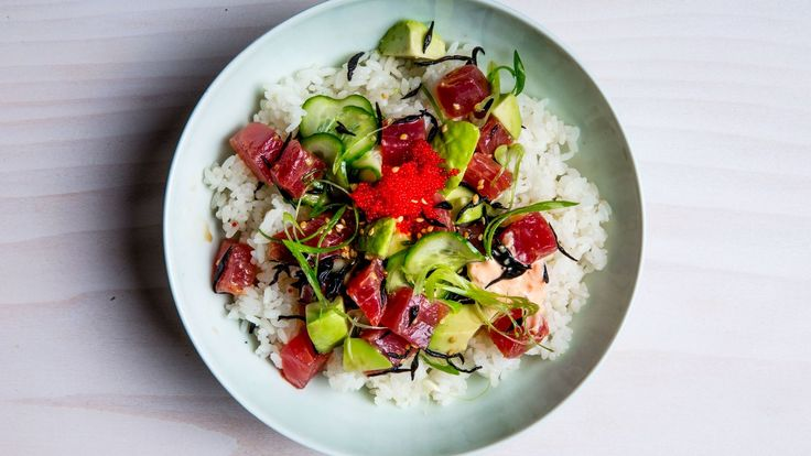 The real key here is to use the best-quality tuna you can find. When in doubt, ask your fishmonger if he would eat it raw. If the answer is no, neither should you.