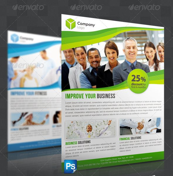 14 best Business Flyers images on Pinterest Business flyers - flyers for a business