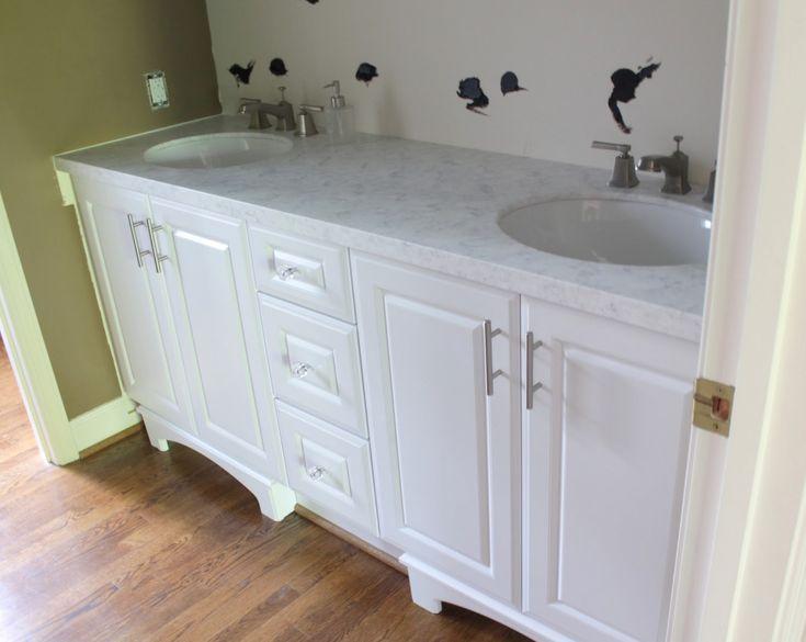 Bathroom Vanity White 22 best bathroom vanity cabinets ideas images on pinterest