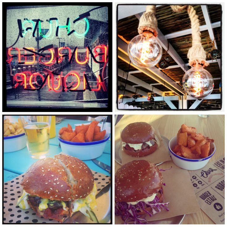 Chur Burger in Manly - a review