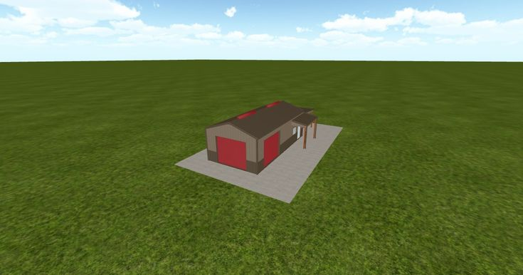 Cool 3D #marketing http://ift.tt/2DQPUK5 #barn #workshop #greenhouse #garage #roofing #DIY