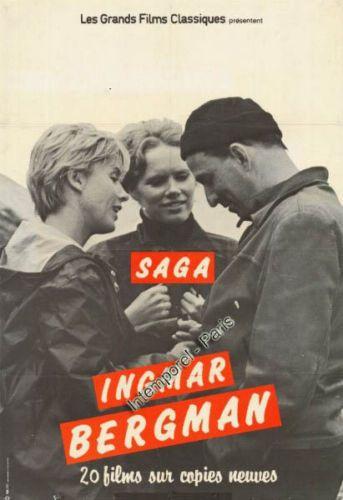 affiche-SAGA-INGMAR-BERGMAN-BERGMAN-FESTIVAL