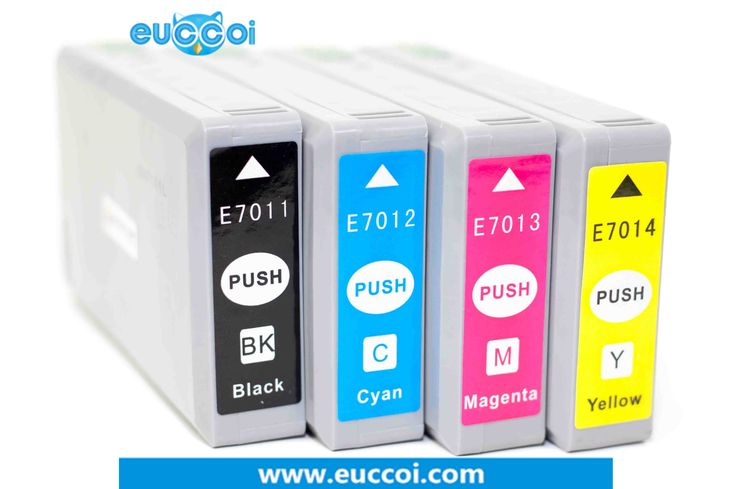 EPSON T7011 LFP compatible ink cartridge with chip and ink All new cartridges www.euccoi.com