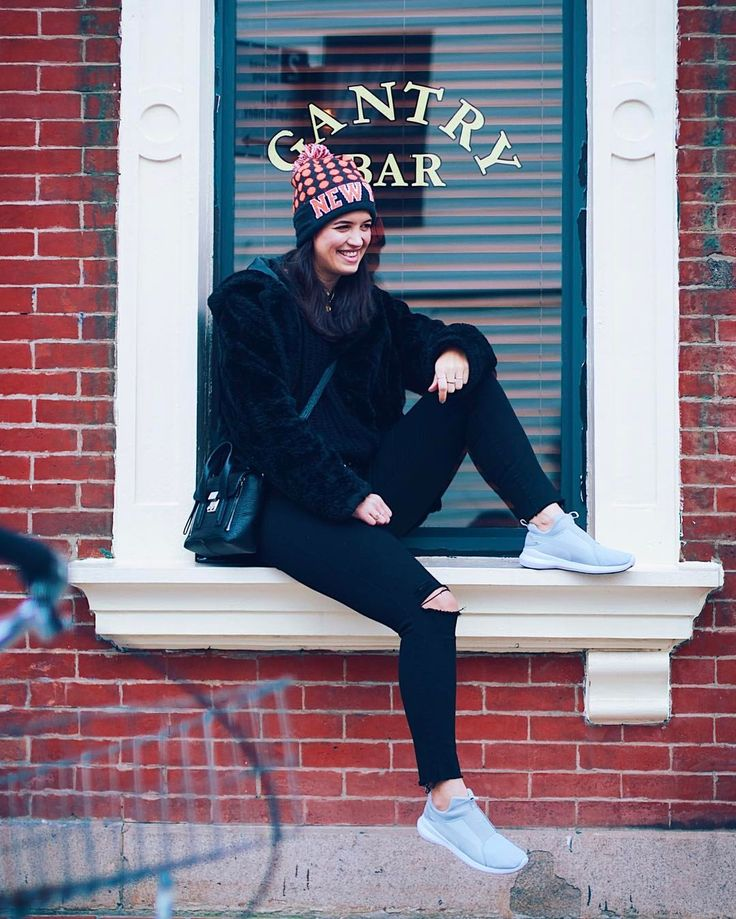 http://pennylaneblog.com/2017/03/sporty-but-trendy.html NEW LOOK up on pennylaneblog.com!  Today I am showing you how I style my #PUMARebel sneakers  for every day wear! Thank you #DSW for partnering with me in this!   #ad #myDSW