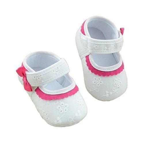 Oferta: 2.79€. Comprar Ofertas de pasos niñas, Koly Zapatos primeros pasos para bebé-niñas, zapatos de pesebre y Botas de Flor bordada (S) barato. ¡Mira las ofertas!