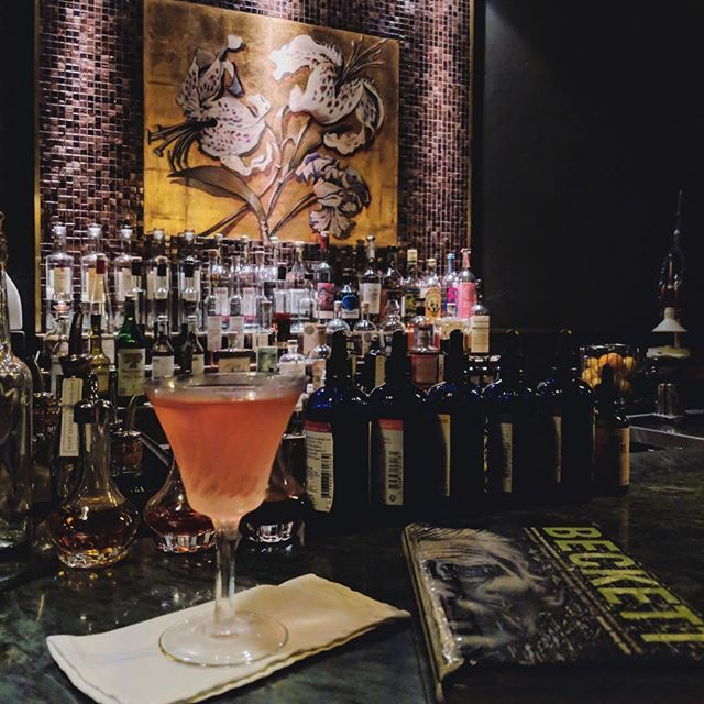 Let there be booze! I still love to have an El Presidente at Beckett's Kopf in Berlin. I'm currently expanding my range of beverages towards fine spirits. So which is your bar recommendation?  #boschbooze