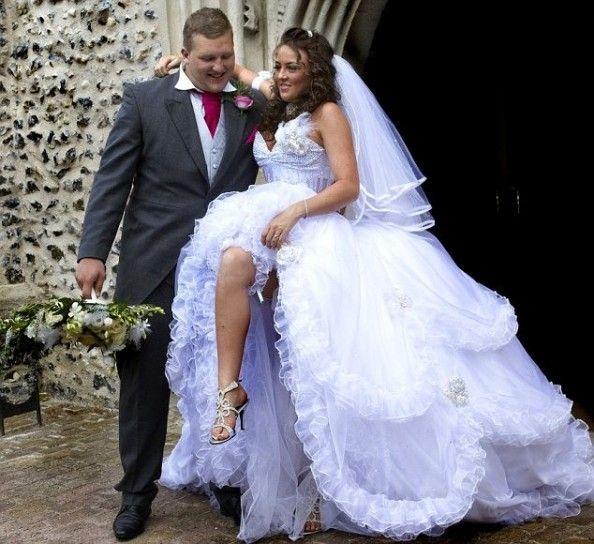 Foto di sposi gipsy