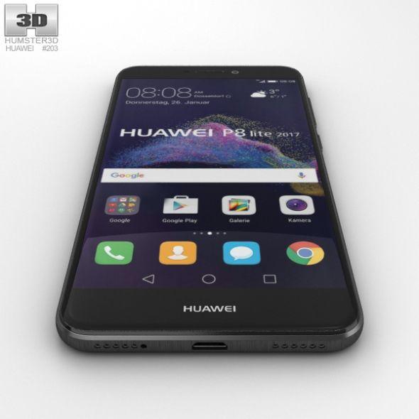 Huawei P8 Lite 2017 Black Typography Design Inspiration Huawei Lite