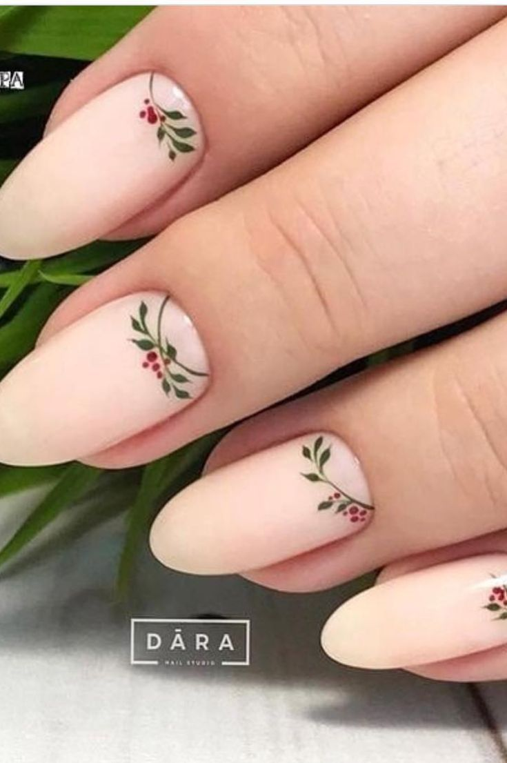 Spring Summer Nail Ideas Nail Decorating Ideas Trends And Tips New 2019 Page 32 Of 51 Clear Crochet Christmas Nails Manicure Christmas Nail Designs