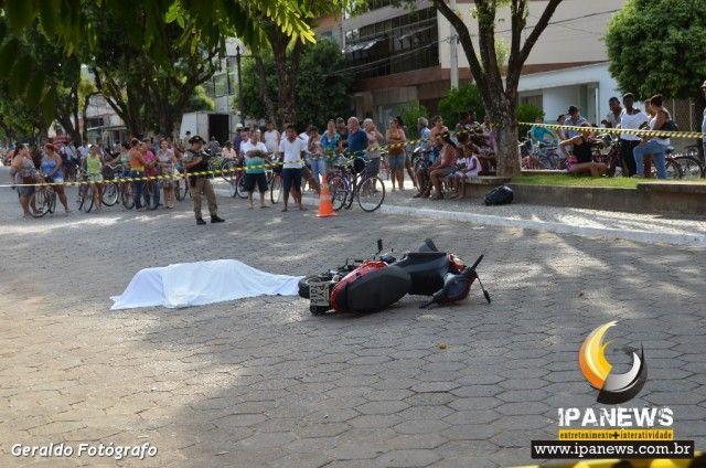 Motorista de ambulância é morto a tiros no meio da rua no Vale do Rio Doce