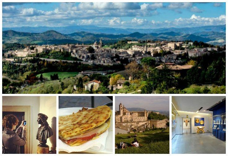 Urbino, città dalla storia millenaria dove si respira il Rinascimento e il futuro delle generazioni, grazie alla sua dinamica università. Casa di artisti, scienziati, matematici e uomini di lettere, …