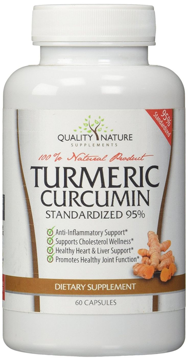 Turmeric - Curcumin Capsules - 95% Standardized to 450 Mg Per Serving Quality Nature 100% Natural Turmeric Supplement Made in Usa. 60 Veggie Turmeric Capsules Is a Complete 30 Days Supply. Turmeric Curcumin Pure Health Provider. ** You can get more details here : Herbal Supplements