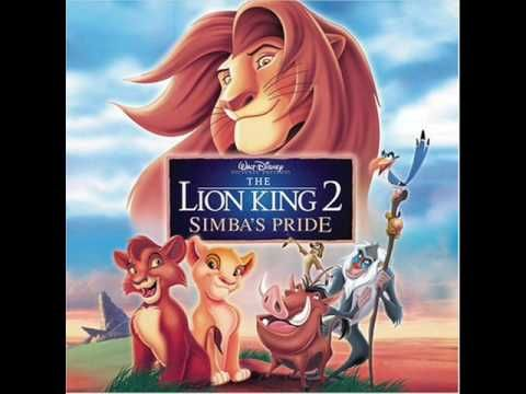 The Lion King II Soundtrack- We Are One (Movie Version)