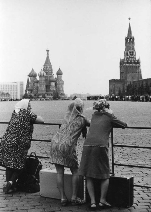 One Day I will go back and visit Mother Russia