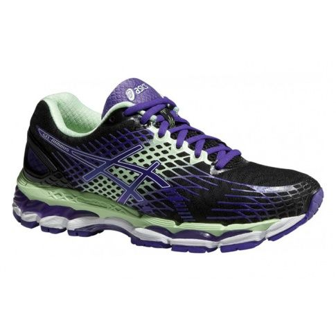 Asics GEL-Nimbus 17 - best4run #Ascis #Gel #training #AsicsGoRunIt