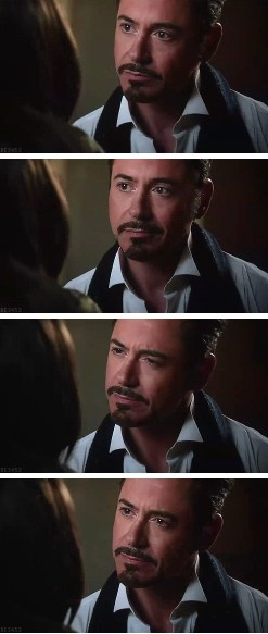Tony Stark #RDJ