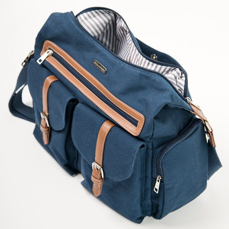 Rambler Satchel Diaper Bag