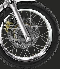 Front tyre