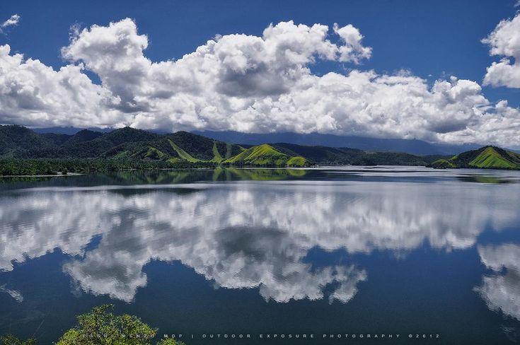 Reflections, Lake Sentani, Jayapura - PAPUA by TOSHI KENZO MDP™