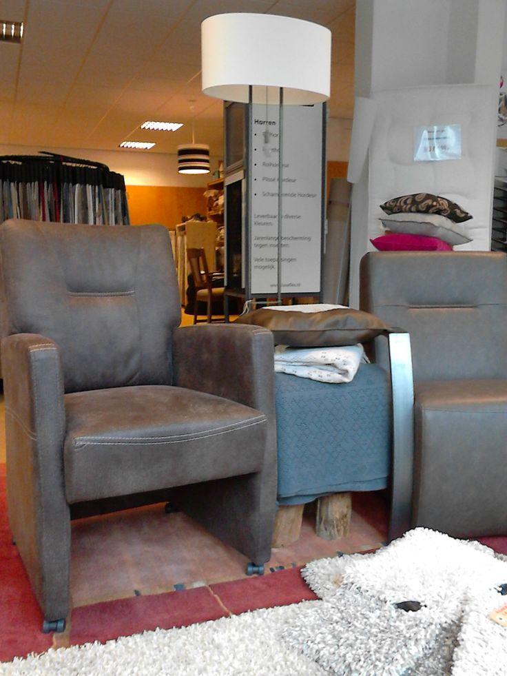 Nieuw in de winkel heerlijk fauteuiltje .