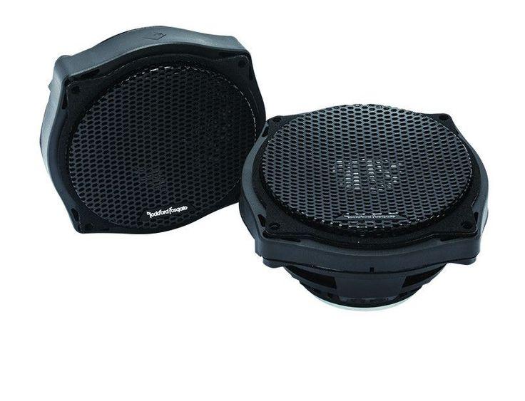 """TMS6SG Power Harley-Davidson® Electra Glide®/Street Glide® 6.5"""" Full Range Fairing Speakers (1998-2013)"""