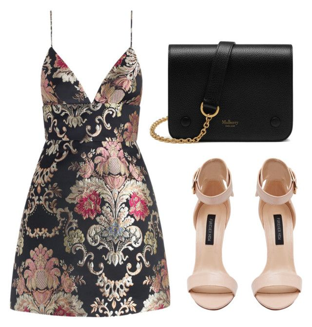 """""""Untitled #991"""" by anyierojas ❤ liked on Polyvore featuring Zimmermann, Forever New and Mulberry"""