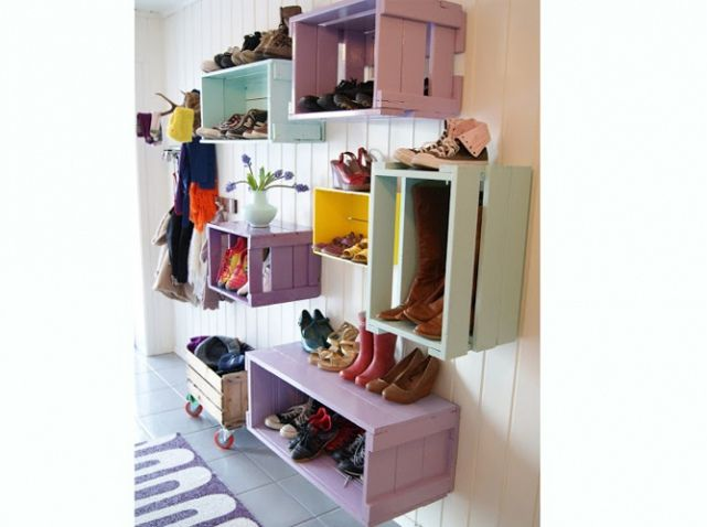 17 best id es propos de casiers de garage sur pinterest for Etagere modulable garage toulouse