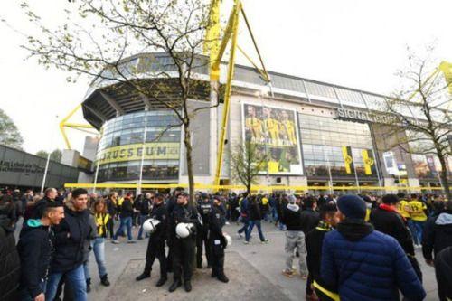 [Ahora] Futbolista herido en explosión en Alemania...